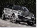 Kahn Shows Range Rover Evoque Prestige Lux