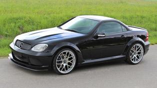 LUMMA Tuning Mercedes-Benz SLK R170
