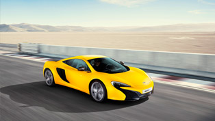 mclaren 625c intended only for the asian market