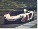 McLaren 650S Sprint to Debut at the Penultimate Round of the GT Cup Race