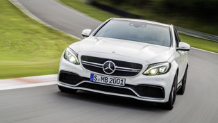 mercedes-amg c 63 saloon and estate