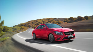 Mercedes-Benz CLA Gets Ready for 2015 with More Features