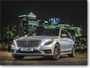 Mercedes-Benz S 500 Plug-In Hybrid is a Long Wheelbase Only in the UK