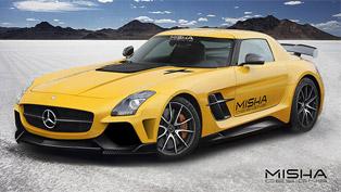 Misha Designs Mercedes-Benz SLS AMG [preview]