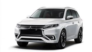Mitsubishi Reveals Outlander PHEV Concept-S Ahead of Premiere in Paris