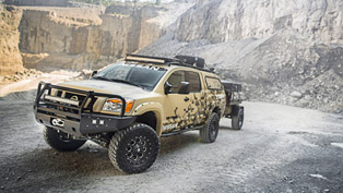 Nissan Project Titan is Ready to Conquer Alaska's Wilderness [VIDEO]