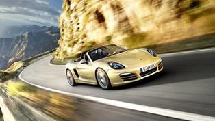 211 Horsepower Porsche Boxster Offered in Europe