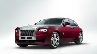 Rolls-Royce debuts the Ghost Series II in China