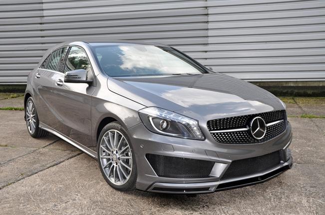 Sporty-Mercedes-Benz-A-Class-W176-651-