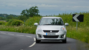 suzuki introduces dualjet technology to swift model
