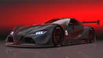 Toyota FT-1 Vision GT is a Race Concept for Gran Turismo 6 [VIDEO]