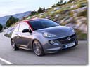 Vauxhall ADAM S with Premiere in Paris