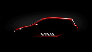 Vauxhall to Introduce New Model Called Viva Next Summer