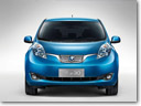 Dongfeng Nissan Launches the All-Electric Venucia e30