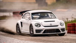 Volkswagen GRC Beetle Debuts at Global Rallycross Series [VIDEO]