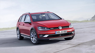 Volkswagen Golf Gets Alltrack Specification