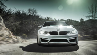 Vorsteiner Introduces BMW F82 M4 GTS Edition