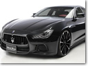 Wald International Maserati Ghibli Black Bison Edition