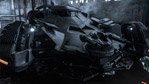 More Pictures of the Future Batmobile Revealed