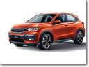 Honda Unveils XR-V Crossover Concept in China