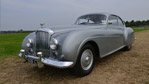 Rare 1954 Bentley R Type Continental Fastback to be Auctioned at Silverstone