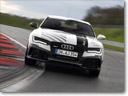Audi RS7 Piloted Driving Concept is World