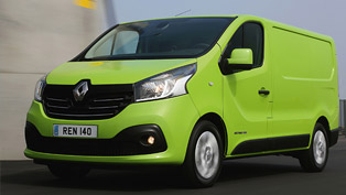 2014 Renault Trafic - Fuel Consumption 5.1 l /100 km