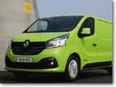 2014 Renault Trafic – Fuel Consumption 5.1 l /100 km