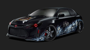 Scion Scores with Three SEMA Entries