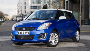 driving pleasure of suzuki swift with ap tunning