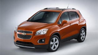 Chevrolet announces 2015 Trax pricing