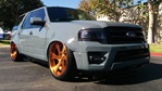 Three Customized Versions of the 2015 Ford Expedition Part of the Annual Sema Show