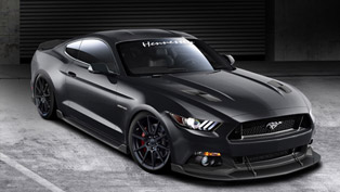 Hennessey Supercharges 2015 Ford Mustang GT with 717 HP