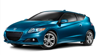 2015 Honda CR-Z Goes on Sale