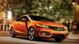 2015 Honda Civic Si Coupe and Sedan Go on Sale