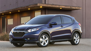 2015 Honda HR-V to debut in North America at 2014 Los Angeles Motor Show