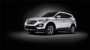 2015 Hyundai Santa Fe offers new features