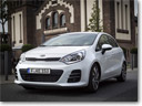 Enhanced 2015 Kia Rio Hatch with World Premiere in Paris
