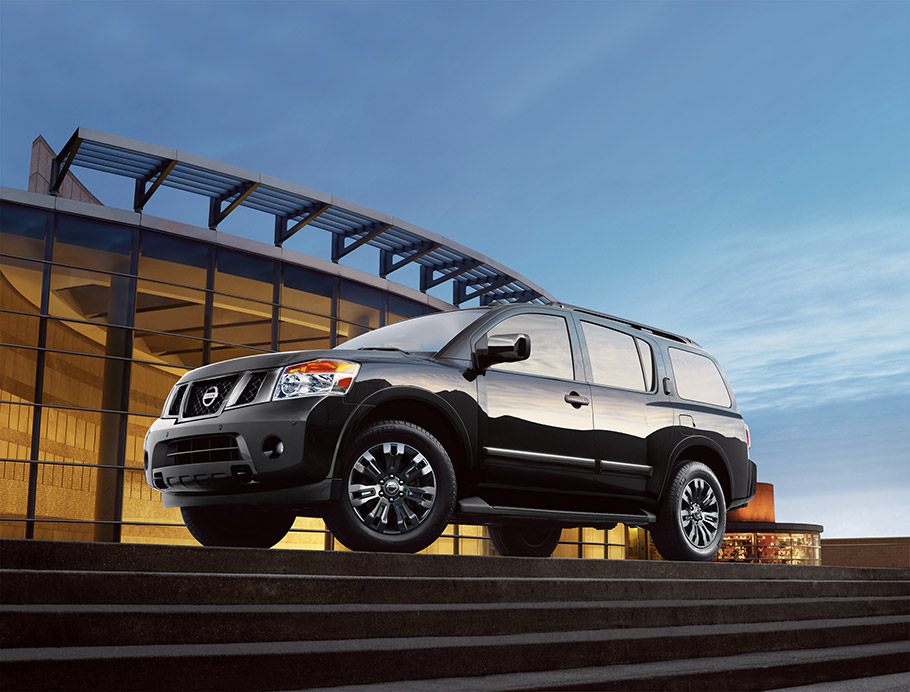 2015 nissan armada features and pricing. Black Bedroom Furniture Sets. Home Design Ideas