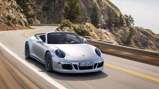 Porsche Reveals 911 Carrera GTS Models