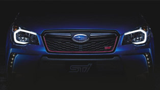 Is 2015 Forester STI Subaru's Sportiest Model? [TEASER]