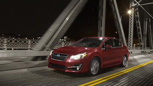 Remodeled 2015 Subaru Impreza Goes on Sale