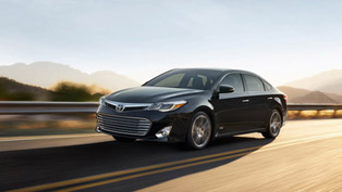 Sometimes Bigger is Just Right: Toyota Releases Avalon Touring Sport Edition