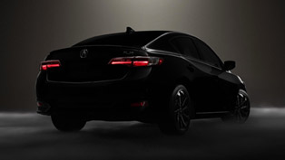 2016 Acura ILX Gets Teased Ahead of Los Angeles Reveal