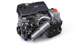 2016 Next-Generation Chevrolet Volt Debuting in 2015