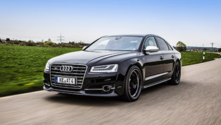 2014 audi s8 accelerated by abt power s