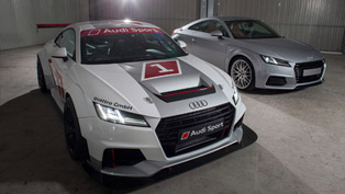 Audi Sport TT Cup Races to be Launched from 2015