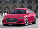 Audi TT Sportback Concept Revealed at Paris Motor Show