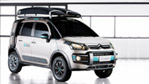 Citroen C3 Aircross Lunar Concept: Strange and Sweet as the Cactus?