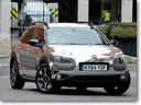 Citroen C4 Cactus Chrome Edition Shown at Q Awards 25th Anniversary